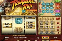 treasure run tom horn