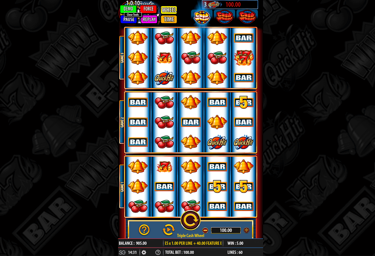 40 burning slot