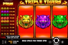 triple tigers pragmatic