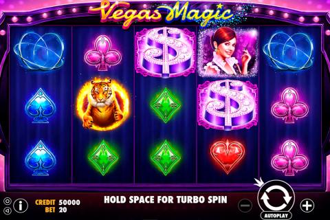 vegas magic pragmatic