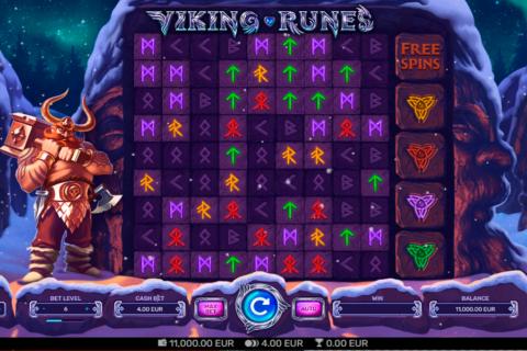 viking runes truelab games