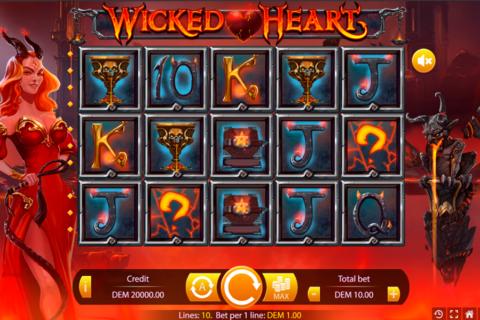 wicked heart mancala gaming