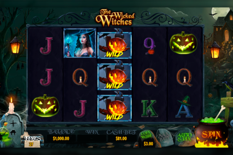 wicked witches dragongaming