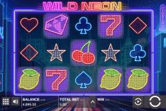 wild neon push gaming