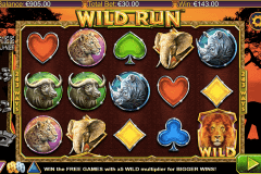 wild run netgen gaming