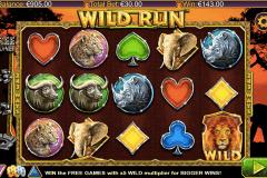 wild run netgen gaming